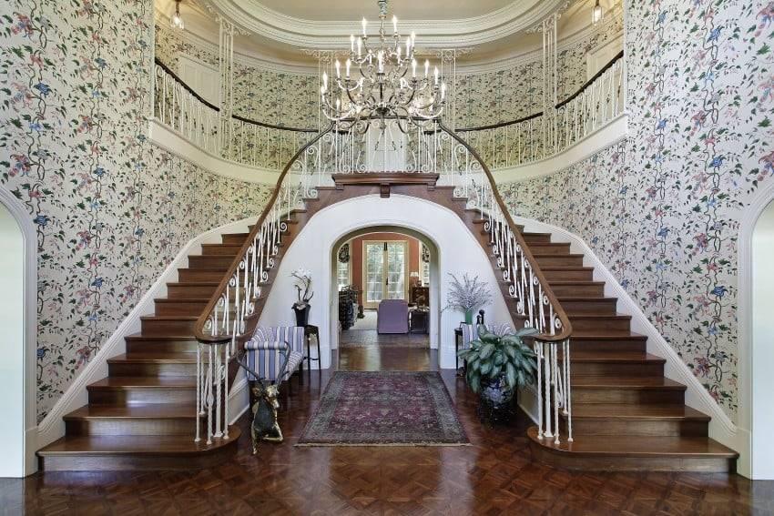 Amazing Luxury Foyer Design Ideas Photos Staircases