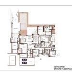 Amazing Modern House Mosi Floor Plan Nico Van Der Meulen Architects