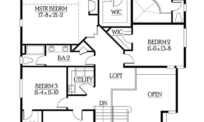 Amazing Narrow Lot Luxury House Plans Homes