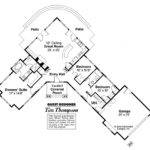 Amazing Ranch Floor Plans Split Bedrooms Danutabois