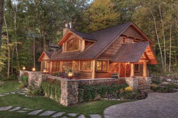 Amazing Rustic House Design Ideas Style Motivation