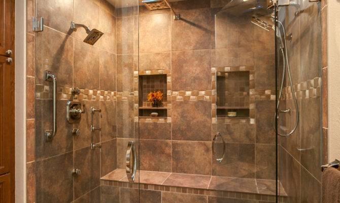 Amazing Shower Master Bath Renovation Denver