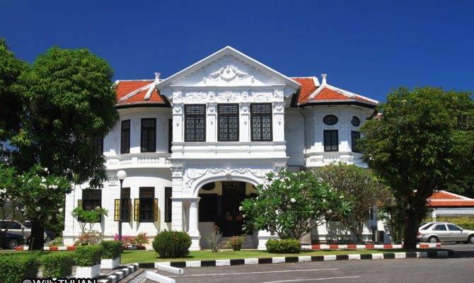 Amazing Sino Portuguese Mansions Old Phuket Town