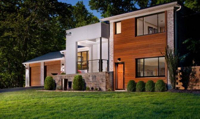 Amazing Tips Remodeling Split Level Exterior Home