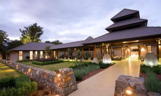 Amazing Tropical Luxury House Dane Design Australia Also Field