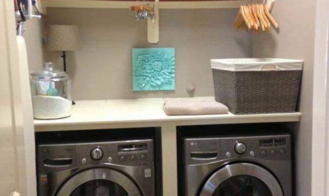 Amazingly Inspiring Small Laundry Room Design Ideas