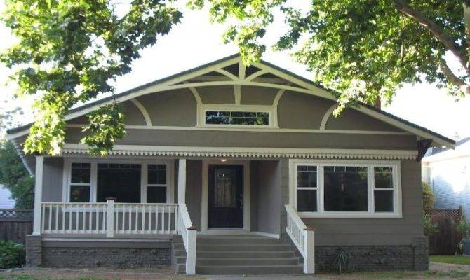 American Bungalow Style Chalet