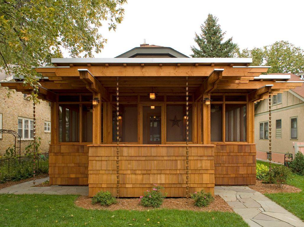 American Japanese Style House Floor Plans