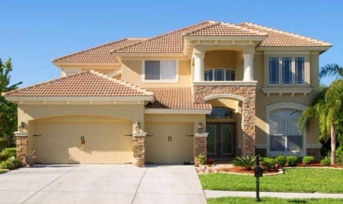 American Style Home Design Architectural