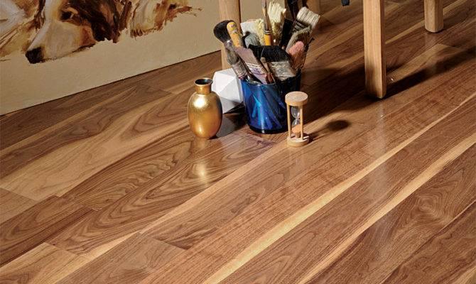 American Walnut Traditional Coswick Hardwood Floors