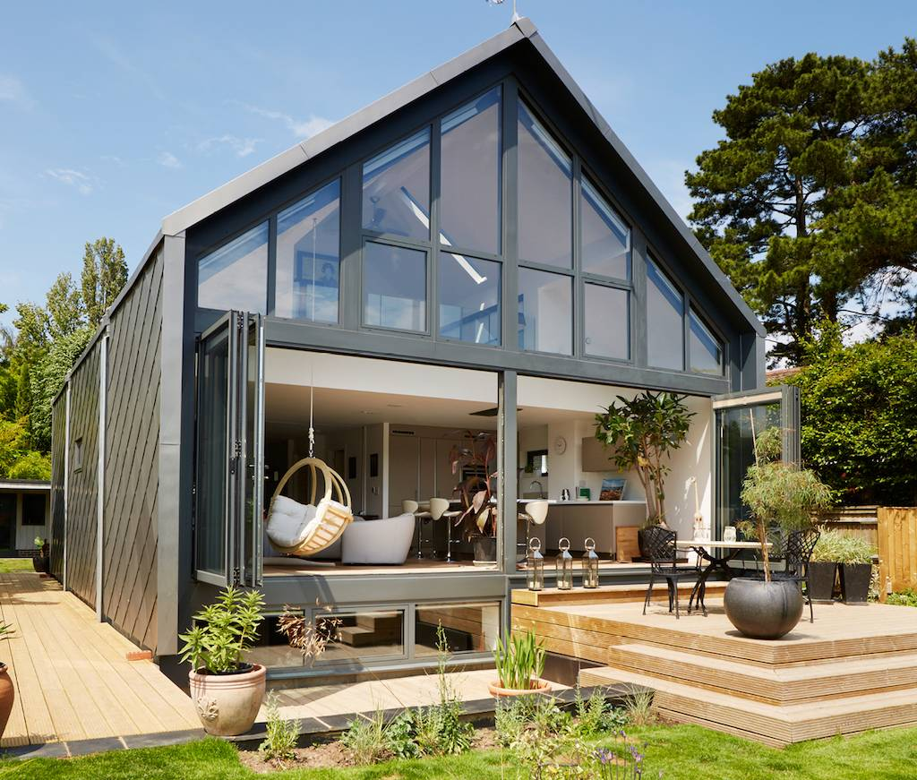 Amphibious House Small Swoon