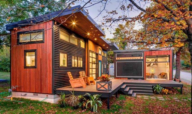 Amplified Tiny House Living