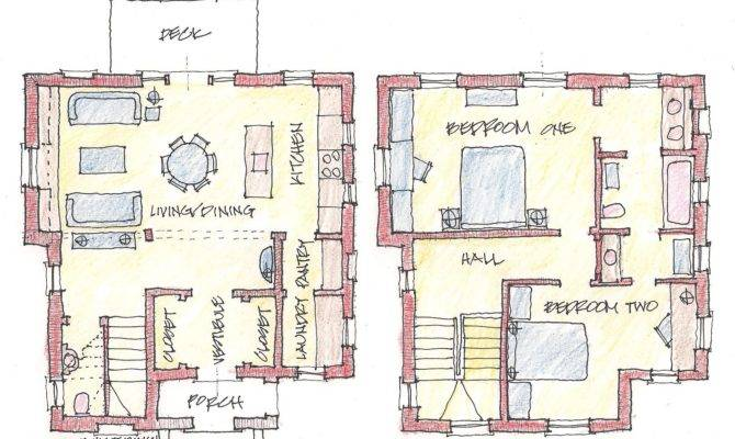 Ancient Greek House Plan Floor Plans Detached