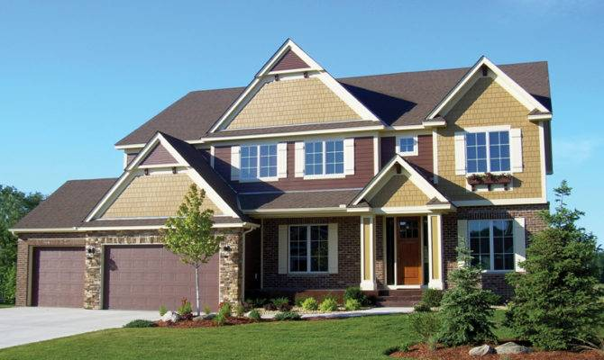 Annapolis Luxury Craftsman Home Plan House Plans More