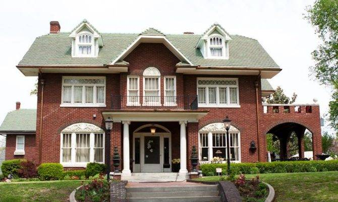 Another Beautiful Brick House Houses Homes Pinterest