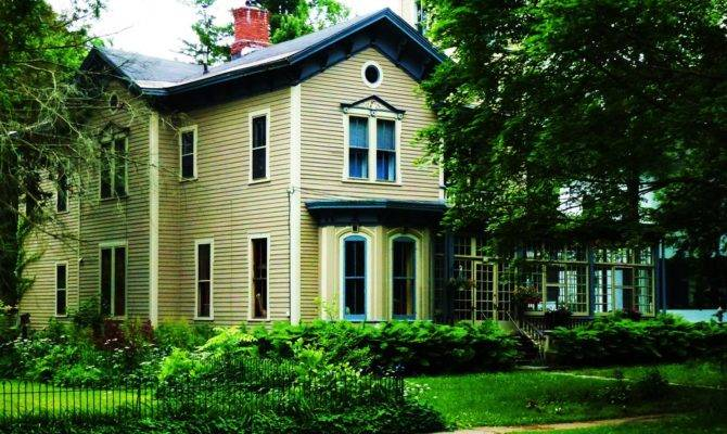 Another Modest Home Saratoga Springs New York Lyncohen
