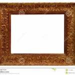 Antique Gold Old Style Gilded Frame