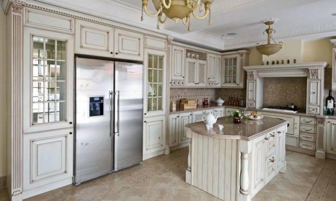 Antique Kitchens Design Ideas