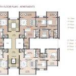 Apartment Block Floor Plans House