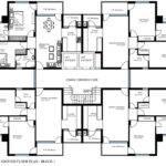 Apartment Blueprints Floor Blueprint Awesome House Plans