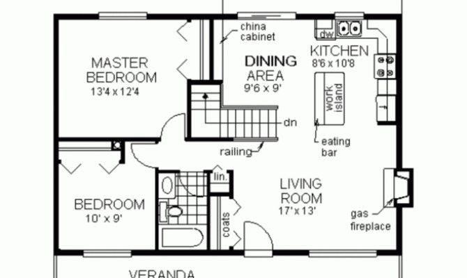 Apartment Floor Plan House Design Plans