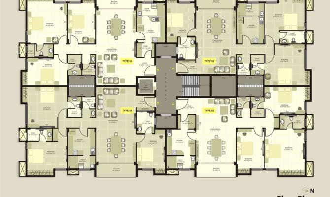 Apartment Floor Plans Design