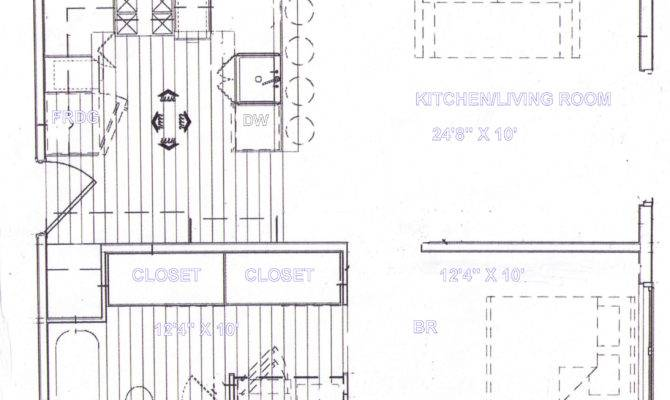 Apartment Layout Approximately