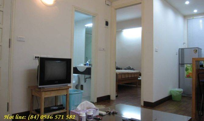 Apartment Rent Hanoi Cheap Bedroom
