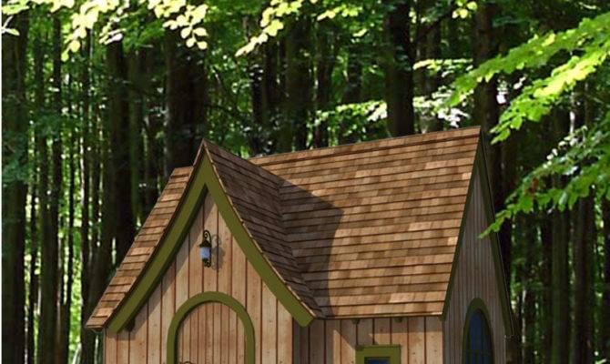 Aplaceimagined Sneak Peek Storybook Cottage