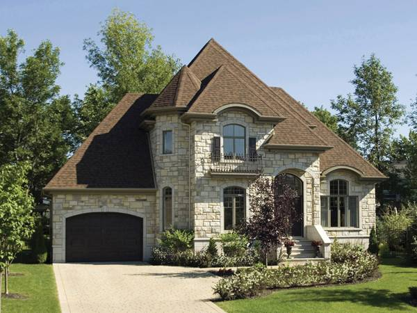 Apple Hill European Home Plan House Plans More