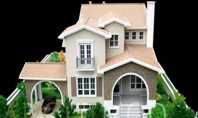 Archimod House Models