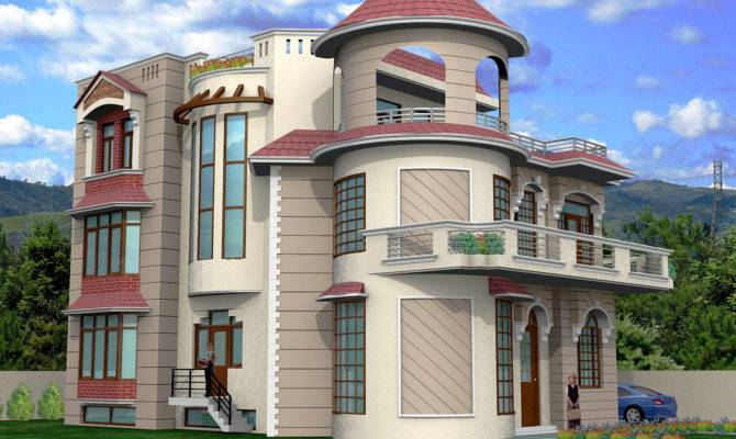 Architect Residential Building Front
