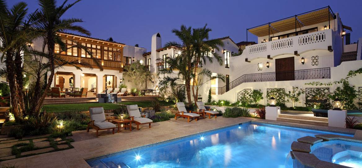 Architectural Design Spanish Colonial Interior