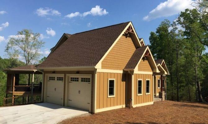 Architectural Designs Rustic Escape House Plan