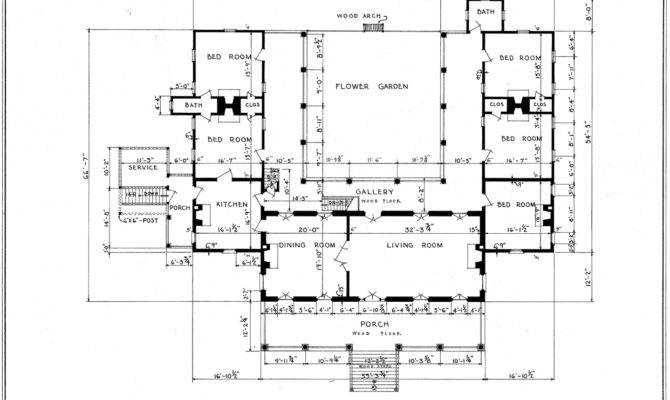 Architectural Drawings Home Deco Plans