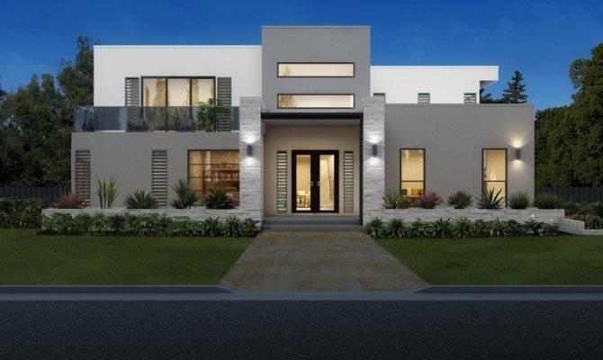 Architectural House Designs Australia