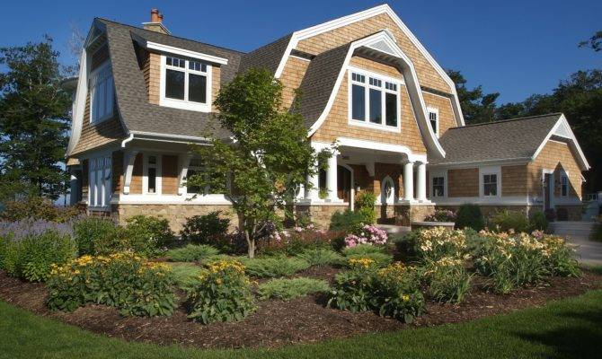Architectural Tutorial Gambrel Roof Visbeen Architects