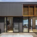 Architectural Vernacular Offset Shed House Isj