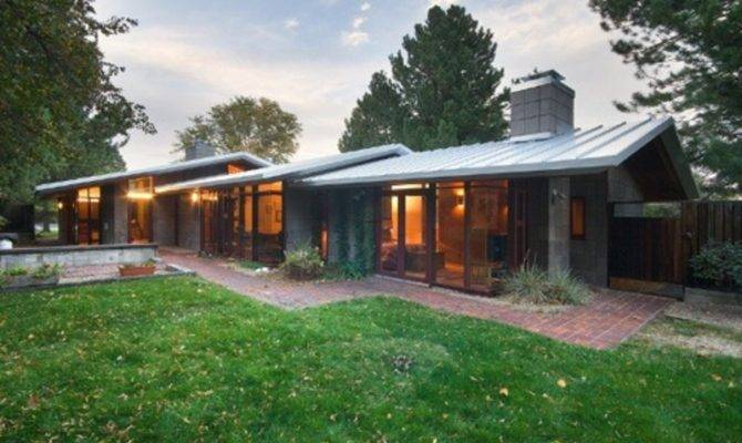 Architecture Design Feature Atomic Ranch Mid Century Modern