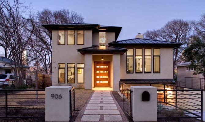 Architecture Luxury Modern House Tritmonk Exterior Home