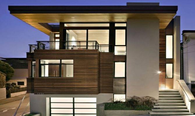 Architecture Modern Small Contemporary House Architectural Designs