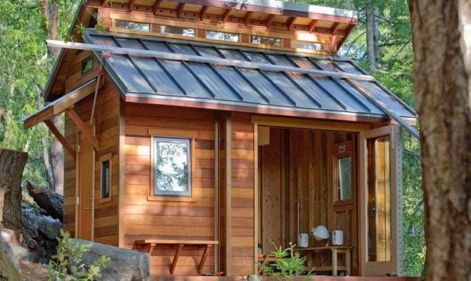 Architecture Simple Ideas Tiny House Living Sanoma