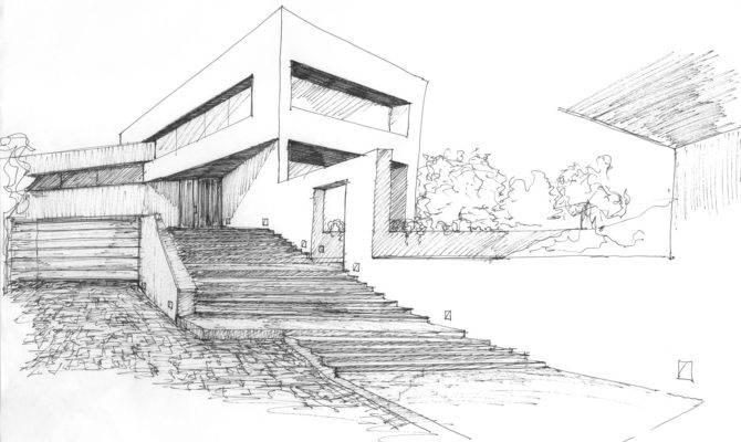 Architecture Sketches Myarchitectandinterior