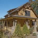 Architecture Small Rustic Home Plans Villa House