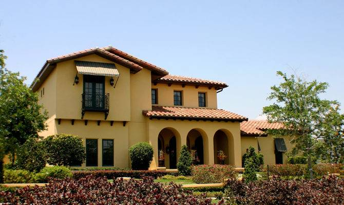 Architecture Themes Spanish Mediterranean Style Homes Westcal