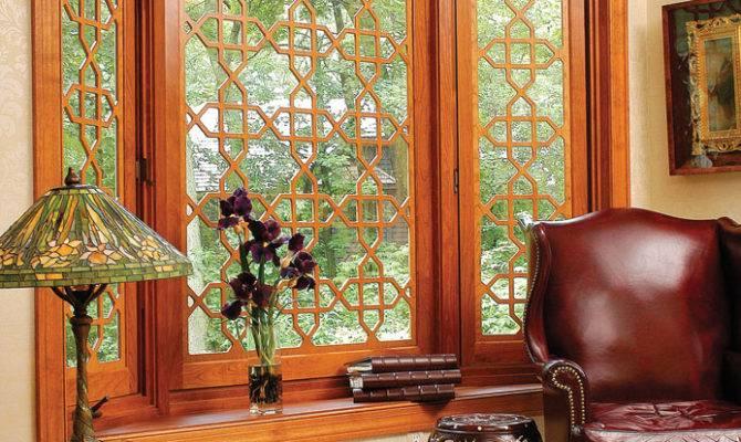 Architecture Wooden Modern Window Designs Homes