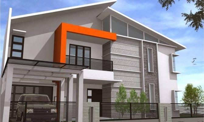 Architectures Modern Minimalist House Design Floor Very