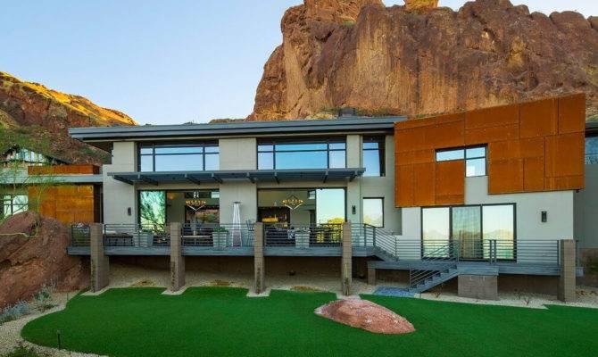 Arizona Contemporary Luster Custom Homes Interior Design
