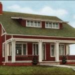 Arlington Sterling Gabled Roof Shed Dormer Bungalow
