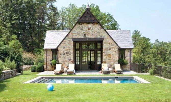 Arquitectura Casas Dise Hechas Piedra